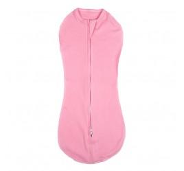 Конверт на молнии, розовый, размер 6 месяцев